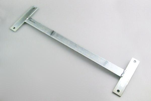 Fluorescent Light Mounting Metal Base